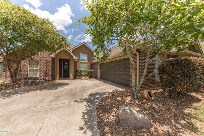 Youngsville Single Family Home For Sale: 607 Beacon Drive