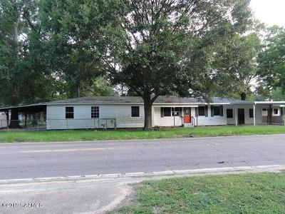 Eunice Single Family Home For Sale: 431 Hwy 29