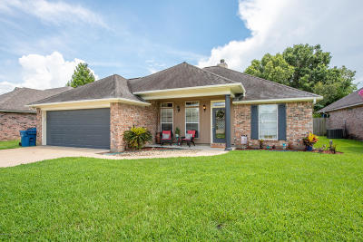 Youngsville Single Family Home For Sale: 111 Pinnacle Drive