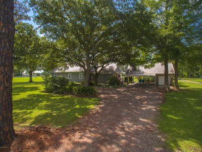 Breaux Bridge Single Family Home For Sale: 1180 Cormier Road