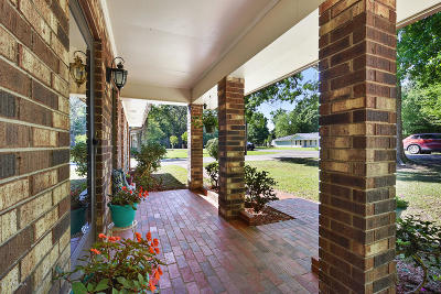 Abbeville Single Family Home For Sale: 1121 N Monte Blanc Drive
