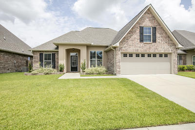 Youngsville Single Family Home For Sale: 121 Bluegrass Creek Road