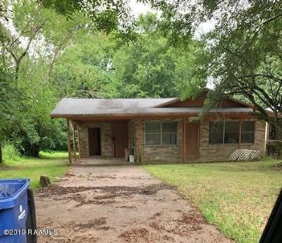 Opelousas Single Family Home For Sale: 729 Herman Street