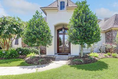 Lafayette Single Family Home For Sale: 118 Lefleur Circle