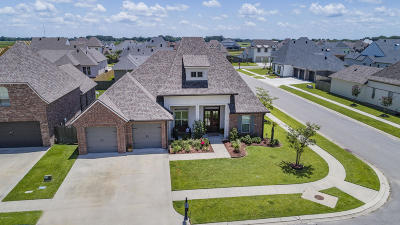 Youngsville Single Family Home For Sale: 109 Sunset Palm Court Court