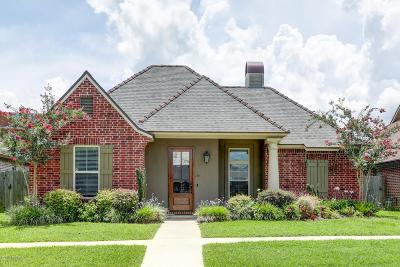 Lafayette Single Family Home For Sale: 113 Grand Pointe Boulevard