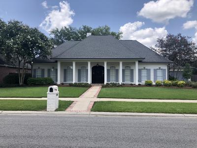 Lafayette Single Family Home For Sale: 303 Remington Drive