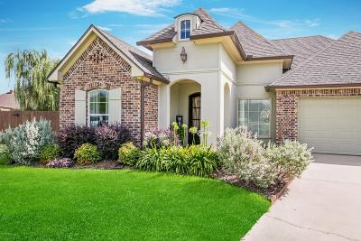 Scott Single Family Home For Sale: 116 Silver Glen Drive
