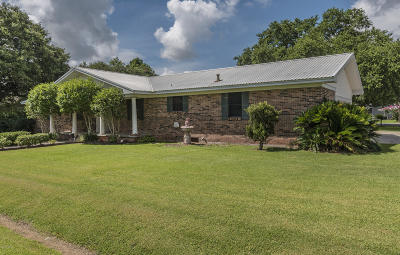 Iberia Parish Single Family Home For Sale: 2513 N Curtis Drive
