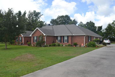 Iberia Parish Single Family Home For Sale: 7515 Sugar Hill Drive