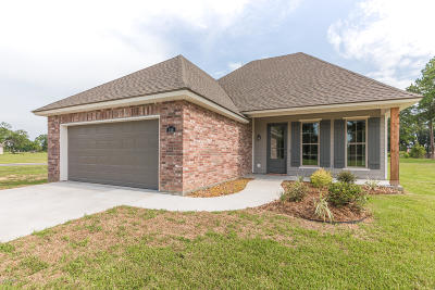 Carencro  Single Family Home For Sale: 146 Luxford Way