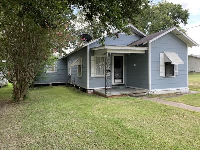Crowley Single Family Home For Sale: 320 E 15th St Street