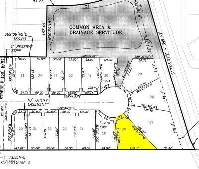Vermilion Parish Residential Lots & Land For Sale: 132 Ella Hill