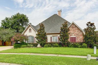 Lafayette  Single Family Home For Sale: 409 River Oak Circle