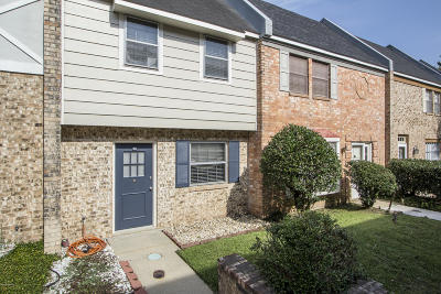 Lafayette  Single Family Home For Sale: 1316 Dulles Drive #C
