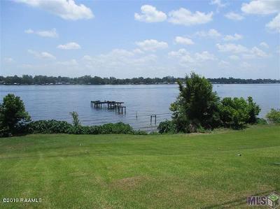 Pointe Coupee Parish Residential Lots & Land For Sale: 9722 False River Drive