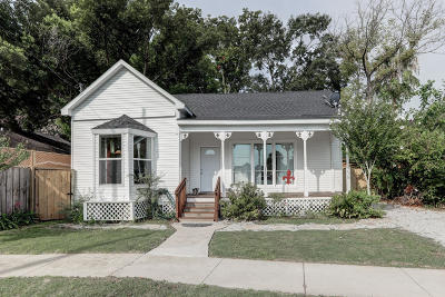 Lafayette Single Family Home For Sale: 110 S Sterling Street
