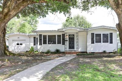 Iberia Parish Single Family Home For Sale: 610 Everette Street