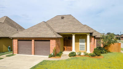 Youngsville Single Family Home For Sale: 200 Country Park Drive