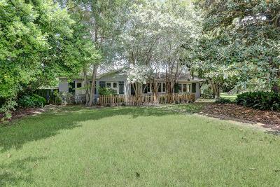 Lafayette  Single Family Home For Sale: 400 Marguerite Boulevard