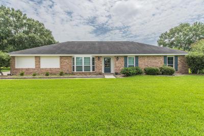Duson Single Family Home For Sale: 110 Ridgela Circle