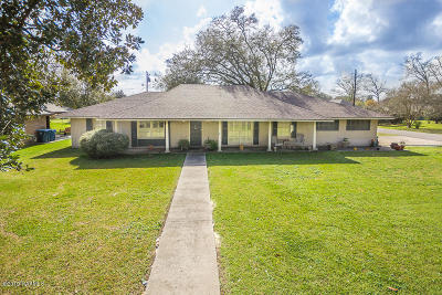 Lafayette Single Family Home For Sale: 400 Brentwood Boulevard
