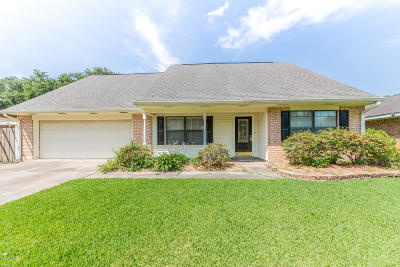 Lafayette  Single Family Home For Sale: 306 Aundria Drive