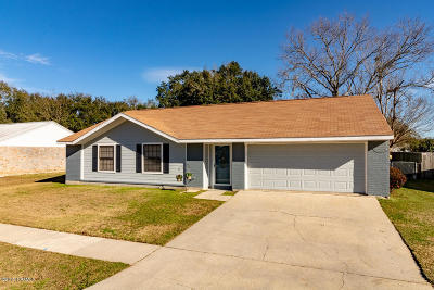 Lafayette  Single Family Home For Sale: 302 Aristotle Dr Drive