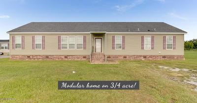 Duson Single Family Home For Sale: 1608 Lagneaux Road