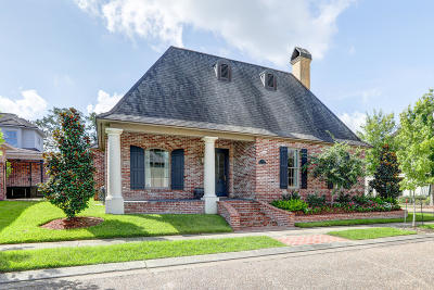 Single Family Home For Sale: 111 Bradbury Crossing