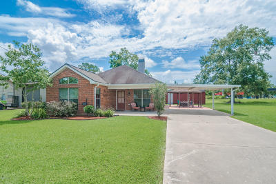 Breaux Bridge Single Family Home For Sale: 1412 St. Charles Street