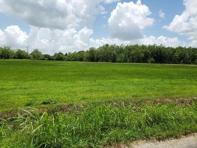 Acadia Parish Residential Lots & Land For Sale: 2 Meche Road