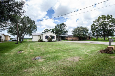Vermilion Parish Single Family Home For Sale: 5619 Beau Road