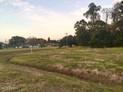 Carencro Residential Lots & Land For Sale: 6600 N University Avenue