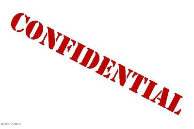 Commercial For Sale: 000000 Confidential