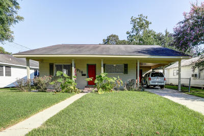 Lafayette  Single Family Home For Sale: 918 Azalea Street