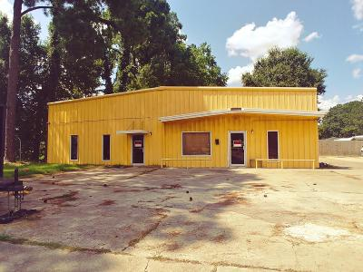 Lafayette Commercial For Sale: 707 Martin Luther King Jr. Drive