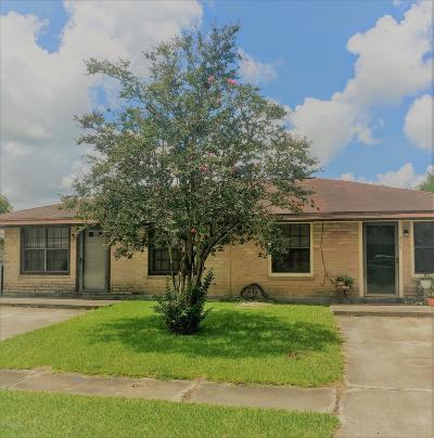 Lafayette Multi Family Home For Sale: 217 Young Drive
