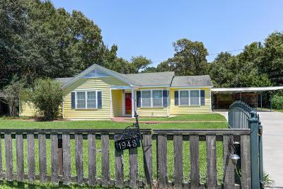 Opelousas Single Family Home For Sale: 1943 S Union Street