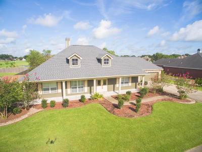 Vermilion Parish Single Family Home For Sale: 5028 La Premiere Drive