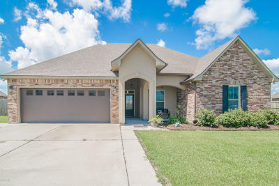Youngsville Single Family Home For Sale: 112 Sapphire Springs Road