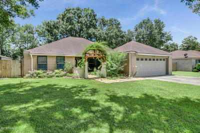 Youngsville Single Family Home For Sale: 109 Heritage Drive