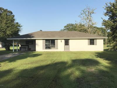 Breaux Bridge Single Family Home For Sale: 1822 Declouet