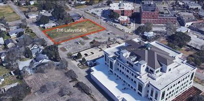 Lafayette Residential Lots & Land For Sale: 716 Lafayette Street
