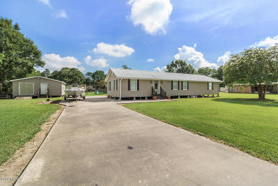 Vermilion Parish Single Family Home For Sale: 117 Lovers Lane Lane