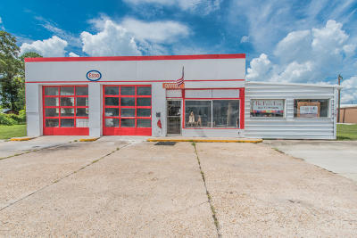 St Landry Parish Commercial For Sale: 17603 Hwy 190