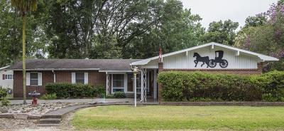 Church Point Single Family Home For Sale: 413 S Main Street