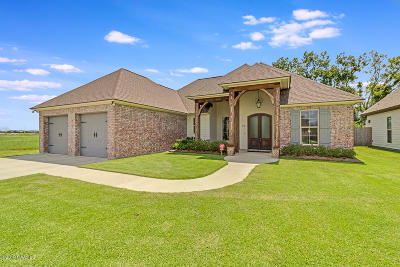 Youngsville Single Family Home For Sale: 510 Cedar Lake Drive