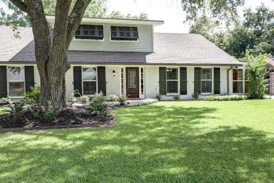 Lafayette Single Family Home For Sale: 202 S South Locksley Drive