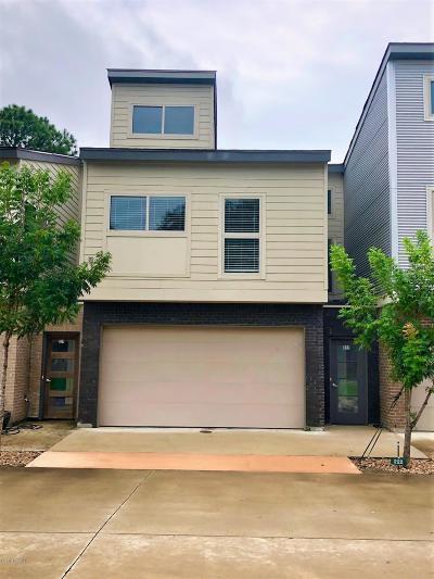 Lafayette Single Family Home For Sale: 222 Highland Oaks Lane